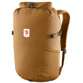 Fjällräven Ulvö Rolltop 23 Backpack red gold
